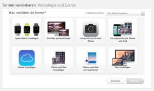 Apple Watch: Kostenlose Workshops in Apple Stores stellen die wichtigsten Funktionen vor - nur noch wenige Plätze frei