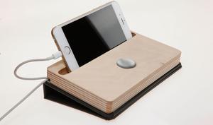 Dodocase: Gemeinsame Ladeschale für iPhone und Apple Watch