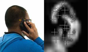 Bodyprint macht gewöhnliche Smartphone-Touchscreens zu Biometrie-Scannern