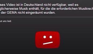 Gerichtsurteil bestätigt: YouTube-Sperrtafeln sind rechtswidrig