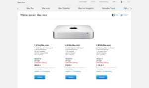 Apples erhöht Preise im deutschen Online Store - je nach Gerät bis zu 600 Euro