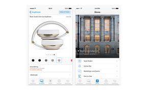 Apple Store-App nun mit neuen und besseren Sicherheitsfunktionen