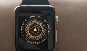 Apple Watch Edition: Die ersten goldenen Modelle im Hands-On