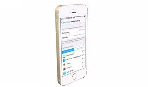 iOS 8 Video-Tipp: Akkulaufzeit verlängern und Stromfresser in den Griff bekommen