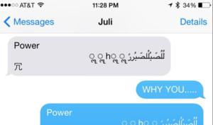iOS-Bug: Apple arbeitet an Behebung des Problems und bietet offiziellen Lösungsansatz