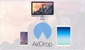 OS X 10.10 Yosemite Video-Tipp: Dateien zwischen iOS & OS X via AirDrop versenden – so geht's