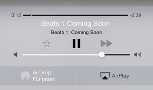 Apple Music: Beats 1 gibt erste Hörprobe vor offiziellem Start