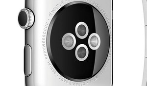 Apple Watch: Datenaustausch zwischen Smartwatches per Händedruck, High Five oder Umarmung