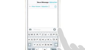 iOS 8 Video-Tipp: Gruppen-Chat via Nachrichten führen - so geht's