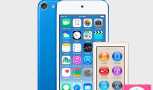 Enthüllt geleaktes Foto neue iPods?