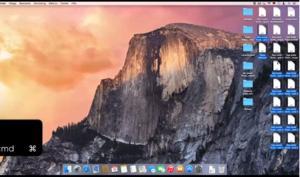 OS X 10.10 Yosemite Video-Tipp: Viele Dateien auf einmal verschieben, auch wenn sie nicht zusammen hängen – so geht's