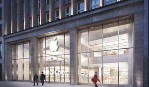 Apple Stores: Vereinheitlichung der Zubehör-Verpackung von Drittanbietern