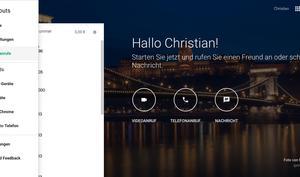 Google Hangouts: Chatten, Video-Telefonie und mehr über eigene Webseite