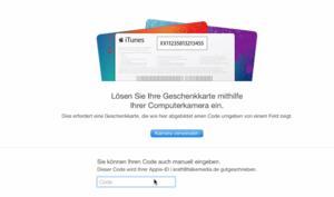 OS X 10.10 Yosemite Video-Tipp: iTunes-Geschenkkarte einlösen – so geht's