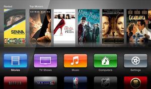 Apple TV soll Wii-artige Fernbedienung erhalten