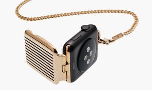 So wird die Apple Watch zur Taschenuhr