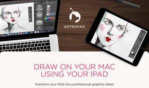 Astropad Mini verwandelt iPhone in ein winziges Grafiktablet für den Mac
