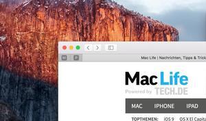 OS X 10.11 El Capitan: Die 5 besten neuen Funktionen