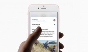 iPhone 6s: Das sind die drei coolsten 3D Touch Funktionen