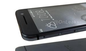 HTC One A9: HTC kopiert Designsprache des iPhones