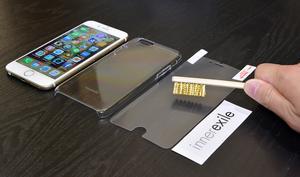 iPhone 6s-Schutzfolie heilt sich selbst