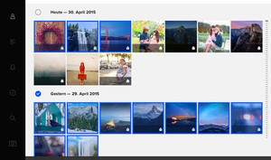 Flickr für iOS 9 mit 3D Touch und Quick Actions