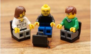 Internet-Fundstück: Steve Jobs als Lego-Figur