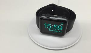 Apple Watch: So dürfte Apples offizielles Dock aussehen