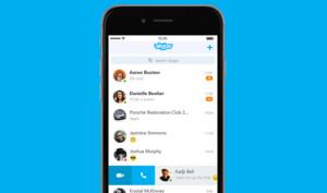 Skype für iOS: App erkennt Datum, Adresse und Telefonnummern automatisch