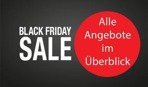 Ticker: Die wichtigsten Black Friday Angebote im Überblick [Update]