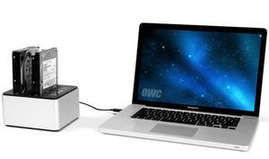 OWC schließt interne Festplatten extern per Thunderbolt 2 an