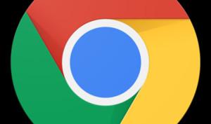 Zwei Browserfenster nebeneinander mit Chrome und Safari