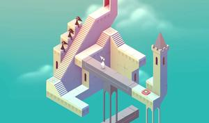 Spieletipp: iOS-Puzzler Monument Valley derzeit kostenlos