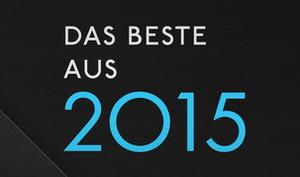 Apple kürt die App des Jahres: Der große iTunes-Jahresrückblick 2015