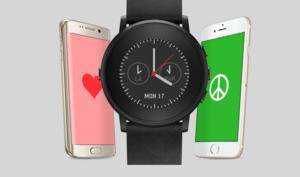 Pebble Time jetzt mit Fitness-Funktion