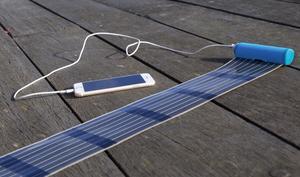 HeLi-on - die rollbare Solarzelle für euer iPhone