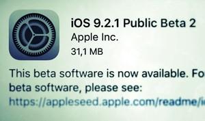 iOS 9.2.1 Beta 2 soll Geschwindigkeit älterer iPhones erhöhen