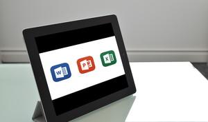 Microsoft Office für iOS lernt neue Tricks mit dem Apple-Stift