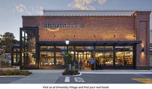 Amazon will 400 Buchläden öffnen