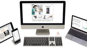 Neue Kanex-Tastaturen wechseln auf Knopfdruck zwischen iOS & OS X