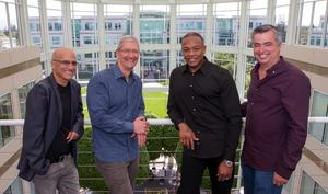 "Dr. Dres ""Vital Signs""-Serie soll Apple Music bewerben"