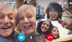 Skype erweitert Funktionsumfang für iOS- und Android-Version deutlich