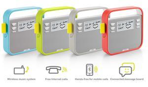Smartes Küchen-Radio: Der vernetzte Lautsprecher Triby im Test
