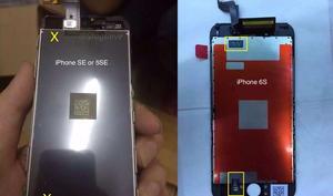 Fotos des angeblichen iPhone SE-Displays aufgetaucht