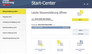 Test: SteuerSparErklärung Plus 2016, Steuersoftware für Mac-Anwender
