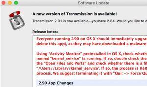 Vorsicht: Erpressungstrojaner für OS X verschlüsselt eure Daten