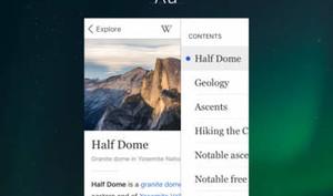 Wikipedia iOS-App macht jetzt richtig Spaß
