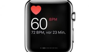 Herzinfarkt - Apple Watch rettet Kanadier das Leben