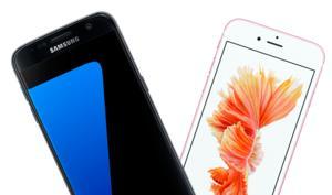 Galaxy gegen iPhone: 5 Features des Galaxy S7, die sogar iPhone-Nutzer neidisch machen