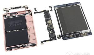iPad Pro 9,7 Zoll ist mies zu reparieren